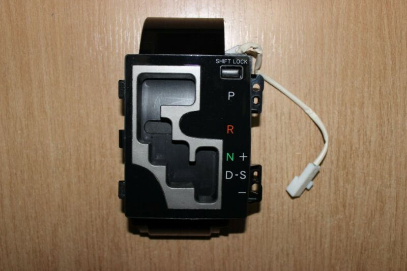2007 LEXUS GS / RHD SHIFT LOCK + GEAR INDICATOR UNIT