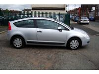 Citroen C4 1.4 i 16v VT 3dr LONG MOT-LOW MILEAGE-PX TO BE CLEAR