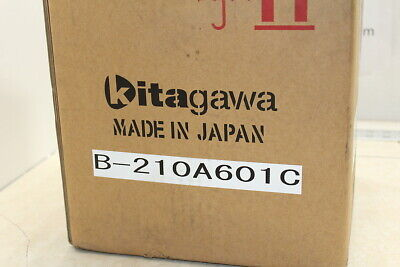 New Kitagawa B-210 Chuck B-210a601c With Adapter Plate