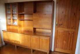 Vintage Meredew Rare Mid-century Teak Sideboard