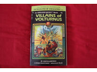 3 Role Playing Game Books (Fighting Fantasy)