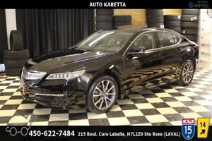 2015 Acura TLX TLX AWD TECH PACK, TOIT, NAVI, CAM, LED, MAGS