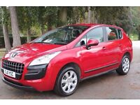 Peugeot 3008 1.6 HDi FAP Active 5dr 2 OWNERS FSH