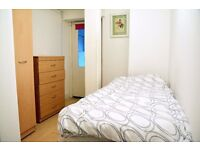 J - AMAZING DOUBLE ROOM EDGWARE ROAD ZONE 1 / ALL BILLS AND WI FI INCLUDED