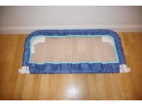 Safety guard for kids bed