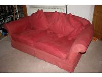 Free Large three seater Sofa