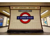 Stunning One Bedroom Flat In St Johns Wood!!! Viewing Recommended!!!