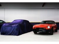 ARK Automotive | Secure Insulated Winter Car Storage | Classic & Sports Car & Bike Storage