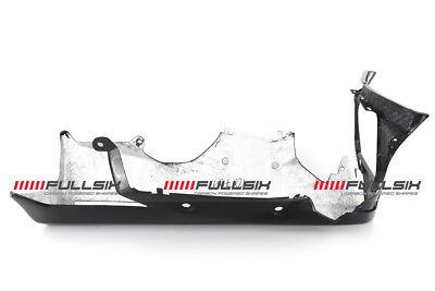 Fullsix Yamaha YZF R1 Carbon Fibre Belly Pan - Street - MY-R115-TC41 - Gloss