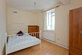 Cheap large double room for rent in Bow Zone 2. ****NO Deposit or Bills To pay *****