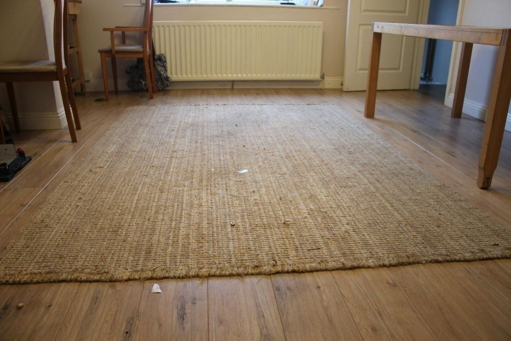 Lohals Rug Flat Woven Rug From Ikea Excellent Condition