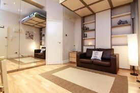STUDIO FLATS FOR LONG AND SHORT TERM-BILLS INCLUDED- MOVE IN TODAY- FREE WI-FI- CALL 07771824200