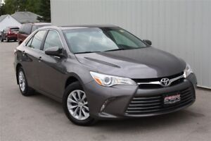 2017 Toyota Camry LE, Keyless entry, trip computer