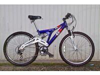 Diamondback FS10 Mountain Bike.
