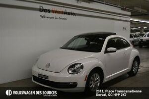 2013 Volkswagen Beetle 2.5L Comfortline, TOIT PANORAMIQUE, BLUET