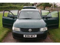 VW PASSAT 1.8 SE, NEW MOT, EX. COND, FREE WARRANTY