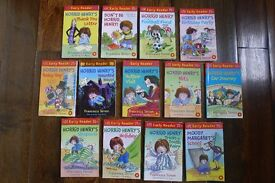 EARLY READER - HORRID HENRY BOOK BUNDLE x13 - GRAB A BARGIN!
