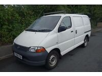 2006 Toyota Hiace SWB 2.5 D4D, Good Runner, Good Condtion, BUILT TO LAST, RELIABLE VAN