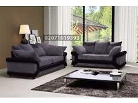 Dina 3 and 2 Seatter Sofa