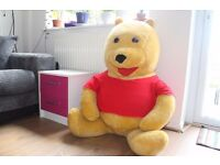 ***1 metre tall***Giant Teddy Bear Winnie the Pooh soft toy