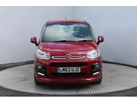 Citroen C3 PICASSO VTR PLUS HDI (red) 2014-01-24