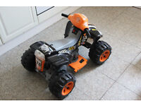 Quad with no charger so selling as spair or repair...