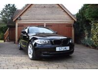 BMW 1 series 2.0 116d Sport 5dr, Bluetooth, cup holders, Excellent Condition