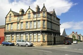 53 Marsh Lane Fl9, Bootle. Single bedroom apartment with electric heating and DG. LHA welcome