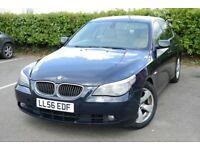 BMW 5 Series 530D E60 DIESEL Automatic leather interior