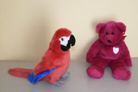 SOFT TOYS selection £6 each