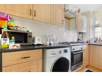Spacious 3 double bedrooms flat without lounge is available in W12