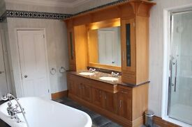 Complete bathroom for sale including all Lefroy Brooks fittings