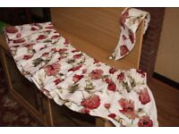 LUXURY LOUNGE CURTAINS FOR SALE (1 PAIR)