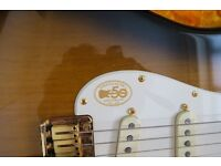 Fender 50th anniversary strat