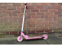 Girls Scooter - Ages 5 plus