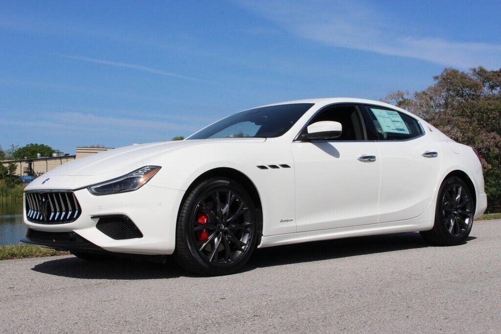 2020 Maserati Ghibli Gransport 29 Miles 4d Sedan 3.0l V6 ...