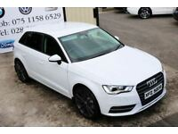 Audi A3 2.0 TDI Black edition spec 5d 148bhp (Finance & Warranty)
