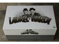 Laurel & Hardy - The Collection (21-disc Box Set) [DVD] Unused & sought after