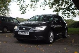 Seat Leon 1.6 TDI - 2013 - 33,000 miles - Free Road Tax - Private Sale