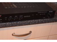 ROTEL AMP 170 WATTS CAN BE SEEN WORKING