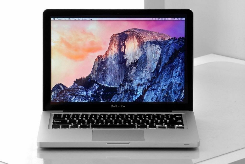 "2.4Ghz Core 13"" Apple MacBook Pro Laptop 4GB 500GB HDD Logic Pro x Microsoft Office Suite FL Studioin Enfield, LondonGumtree - 13"" MacBook Pro Core 2.4Ghz Processor GREAT CONDITION NEW OSX SIERRA 2.4 Ghz, 4gb Ram, 500GB GB HDD FREE DELIVERY CHECKMEND and POLICE CHECK WELCOMED Apple Mac as described with pre loaded multimedia software. In Full Working Order & Fully Updated..."