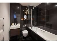 Two Bed Flat to rent in central Epsom - high spec, high tech