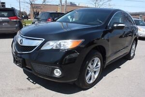 2014 Acura RDX Tech Pkg EXTRA LOW KMS