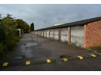 LOCK UP GARAGE AND CAR PARKING SPACES - NEXT TO COVENTRY CITY STATION