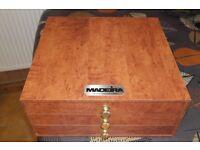 Madeira Treasure Chest