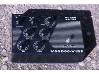 Voodoo Vibe Roger Mayer guitar pedal