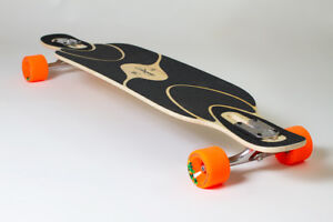 Bamboo Longboard Loaded Dervish Sama