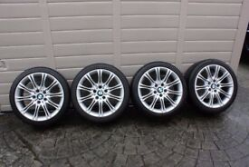 Winter Alloy Wheels and Tyres BMW MV2