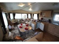 3 Bedroom Delta Darwin 2011 Static Caravan Sited on 4* Beachside Holiday Park in South West Wales