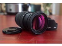 Sigma 17-70mm f2.8-4 Macro lens for CANON £175